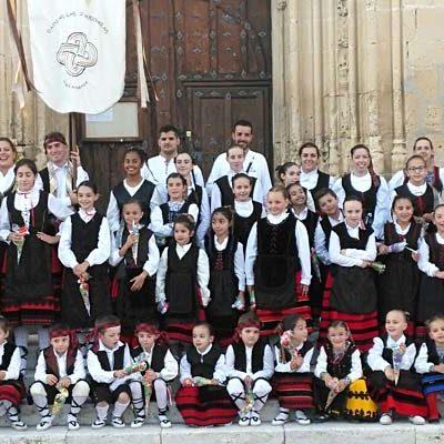 Aguilafuente acogerá este fin de semana su VI Encuentro Folclórico