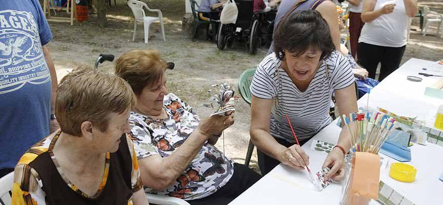 El Centro de Día pospone al 4 de julio su jornada de encuentro en la Huerta del Duque