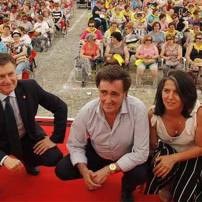 Las aulas sociales y de manualidades de la Diputación congregan a 2.000 personas en su encuentro en la villa