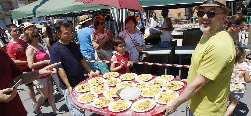 El barrio de San Gil celebra desde hoy sus fiestas
