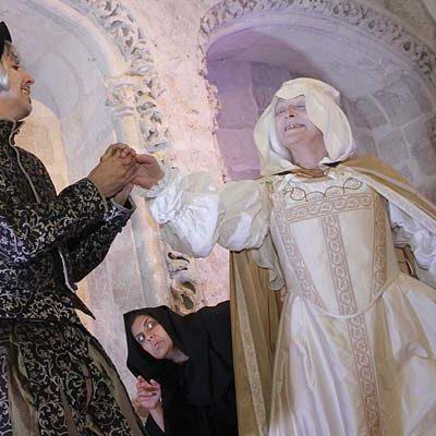 El Siglo de Oro de la Iglesia de San Francisco se revive a través de la figura del dramaturgo López de Yanguas