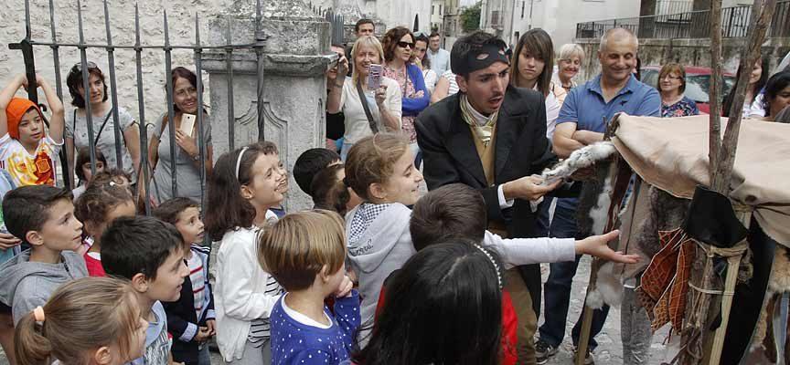 Turismo incorpora cuatro nuevas visitas y recorridos teatralizados por la villa