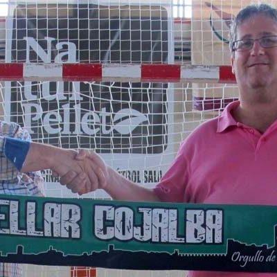 Paco Mellado es el nuevo entrenador del FS Naturpellet Cuéllar