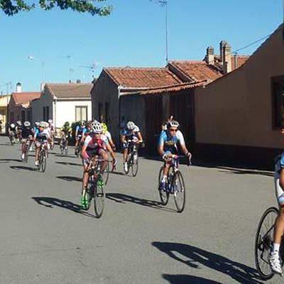 IV Trofeo Ciclista `Memorial Jorge Ruano´ el 15 de julio en Fuenterrebollo