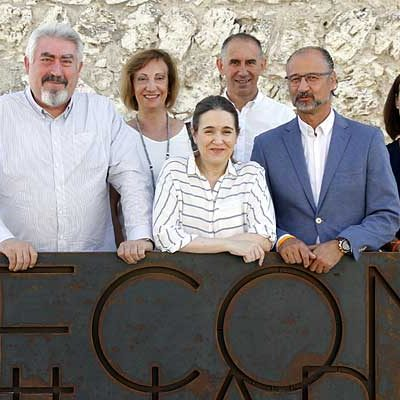 Marta Rivera destaca en Cuéllar la importancia del Turismo Cultural para crear riqueza en la región