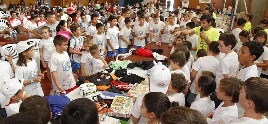 Diversión, deporte y convivencia en la jornada de clausura de las Escuelas de Talentos GR9