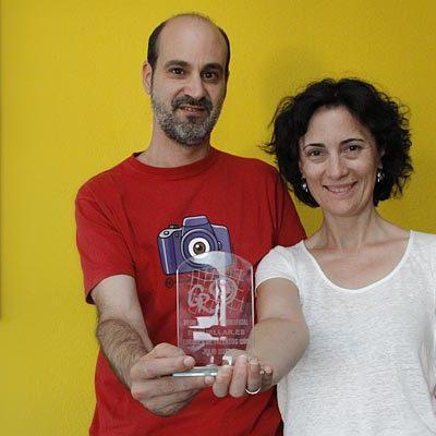 EsCuellar premiado por GR9 Escuela de Talentos por la promoción y difusión de sus actividades