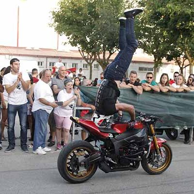 Las motos vuelven a Campaspero con la V Concentración `Los Pedreros´