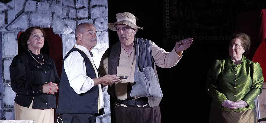 El viernes comienza la Muestra Provincial de Teatro en Cantalejo