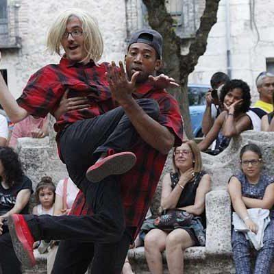 Música, teatro y danza dieron forma al VII Festeamus