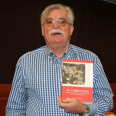 Manuel Álvarez recoge la historia de la comarca de `El Carracillo´ en su nuevo libro