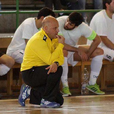 Alberto Grande regresa al banquillo del FS Naturpellet Cuéllar