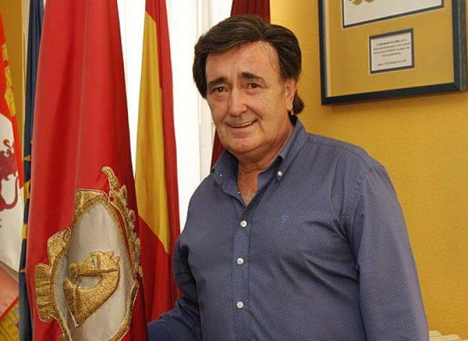 Jesús García hace un balance de sus mandatos con la estabilidad económica conseguida como bandera