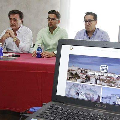 La aplicación `Turismo Cuéllar´  acerca al visitante las propuestas y recursos del municipio