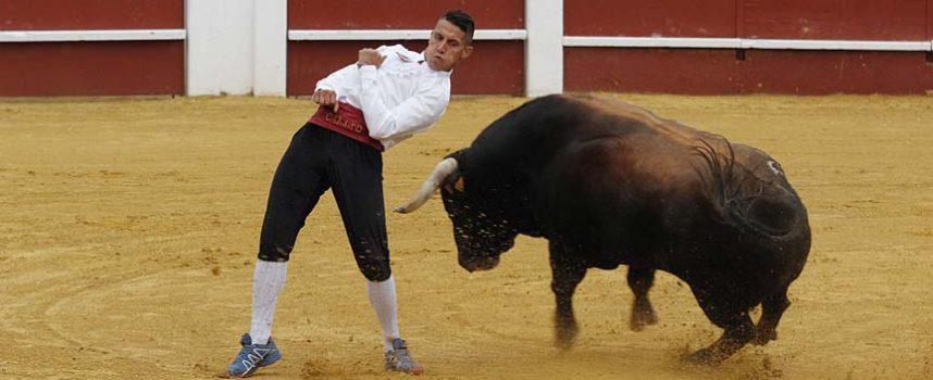 Héctor Cabano triunfador de las probadillas de las Fiestas de Cuéllar 2017
