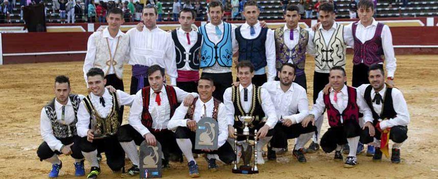 El VIII Torneo Goyesco de Cortes abre los festejos de plaza en Cuéllar