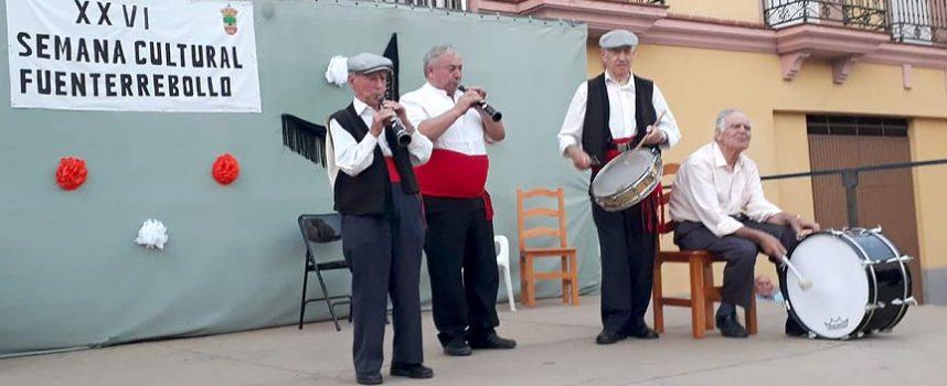 VI Festival de Folklore Serafín Vaquerizo en Fuenterrebollo