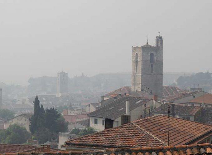 La Junta alerta sobre el aumento de partículas de polvo procedente de África