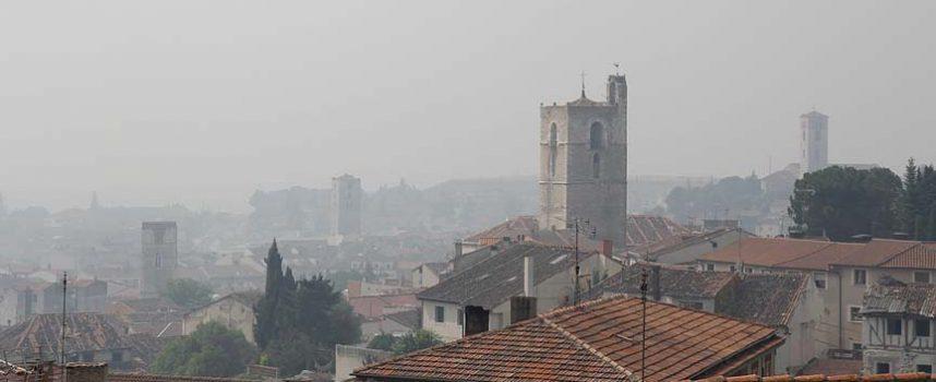 La Junta amplía hasta el fin de semana la alerta por el aumento de partículas de polvo procedente de África