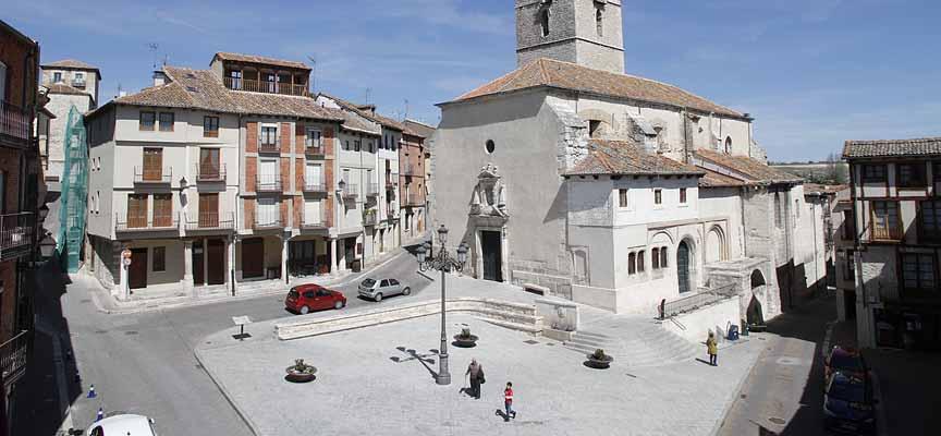 La Plaza Mayor será peatonal durante el desarrollo de las fiestas