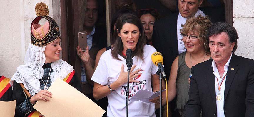 El PSOE solicitará al pleno la candidatura de Rebeca Minguela a los Premios Diputación 2017