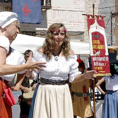 Aguilafuente vuelve al siglo XV con la recreación del Sinodal