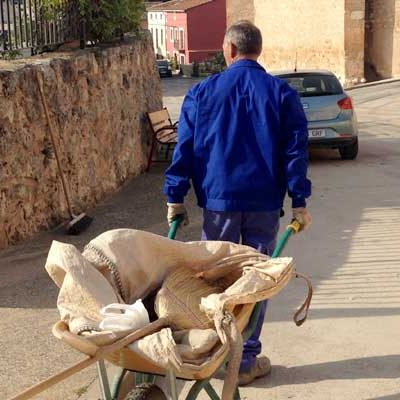 Los ayuntamientos de la provincia han contratado 130 trabajadores gracias al Preplan de Diputación y Junta