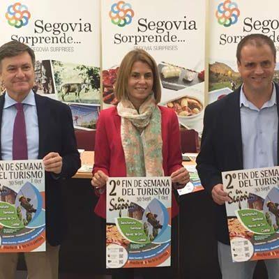 La Tierra de Pinares acogerá el II Fin de Semana turístico de la provincia