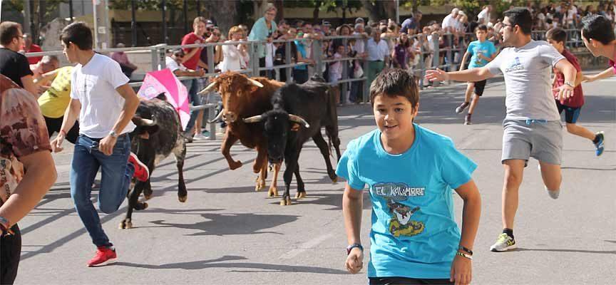 Música, encierro de promoción y actividades infantiles para celebrar el patrón de la villa