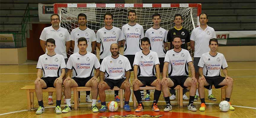 El Racing Cuéllar vuelve a competir en la Tercera División nacional de fútbol sala.