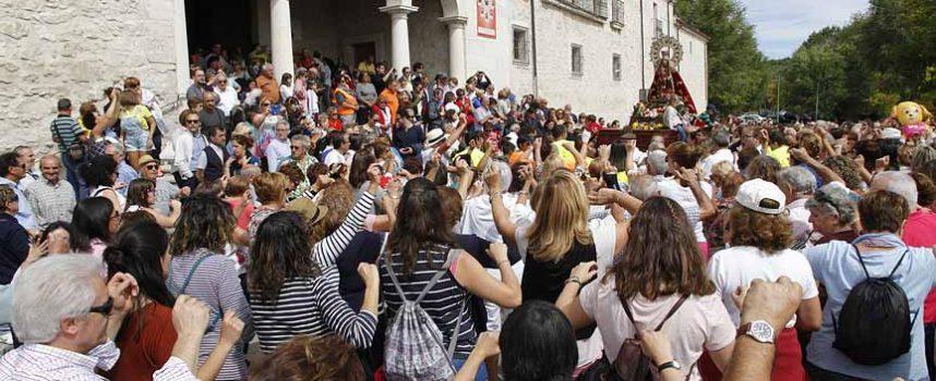 La Virgen de El Henar y la Virgen de la Palma procesionan mañana celebrando El Henarillo