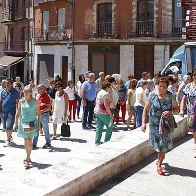 La villa recibió más de 10.800 visitantes durante el mes de agosto