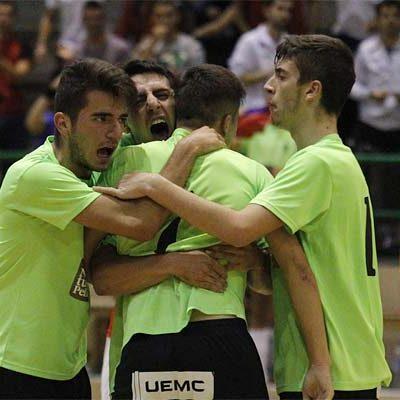 El FS Naturpellet logró un merecido empate ante el Zamora