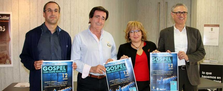 El coro de gospel Good News cerrará `Reconciliare´ el 12 de noviembre