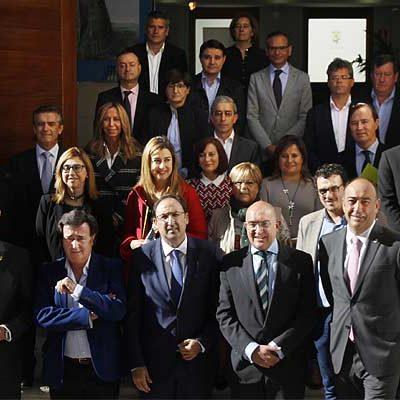 Financiación local, servicios sociales y accesibilidad centran las Comisiones de Gobierno y Ejecutiva de la FRMP