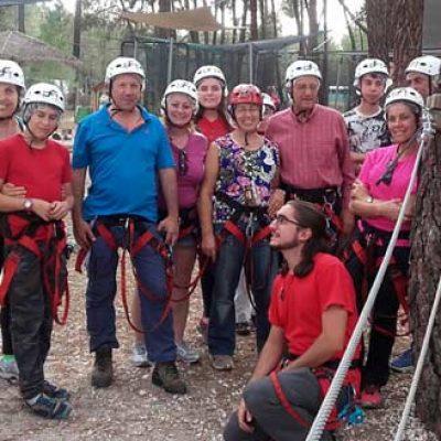 El II Fin de Semana del Turismo acercó a los visitantes los recursos turísticos, ambientales e industriales de la Tierra de Pinares