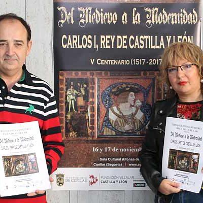 Carlos I y su reinado centrarán el desarrollo de las X Jornadas de Investigación Histórica