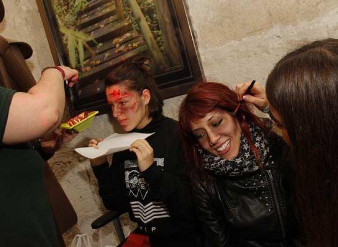 La Casa Joven organiza dos talleres de maquillaje para Halloween