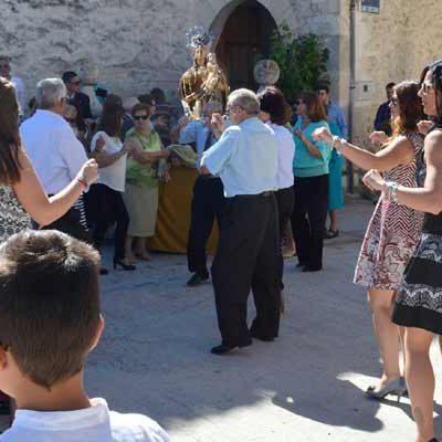 Cine, música y magia en las fiestas de Torregutiérrez