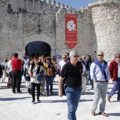 La villa recibió más de 4.300 visitantes durante el puente de El Pilar