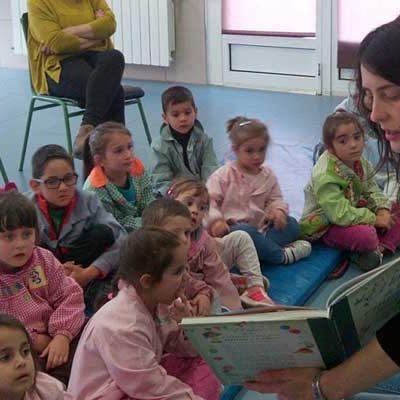 El CRA El Carracillo sensibiliza a sus alumnos contra la violencia de género