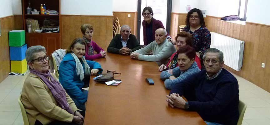 Cabezuela acoge el desarrollo del taller `Entre generaciones´