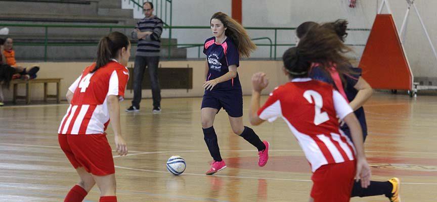 Victoria del FS Autoescuela EP&EH que ceertifica su pase a Semifinales de la Copa Asofusa Femenina