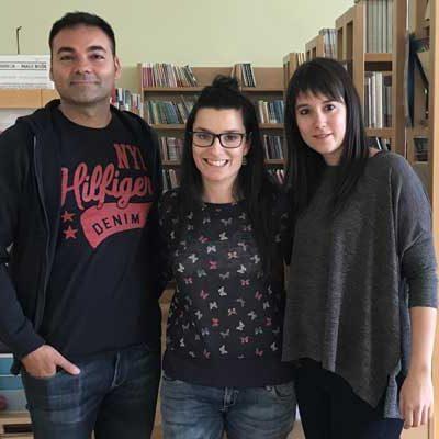 El CEIP Miguel de Cervantes de Navalmanzano viaja a Eslovenia con el programa Erasmus+
