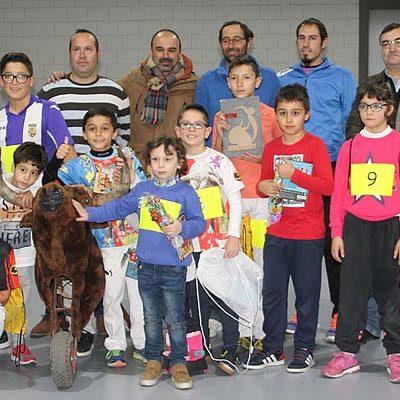 Cortadores y novilleros se dieron cita en la Jornada Taurina de EhToro y Tororecorte