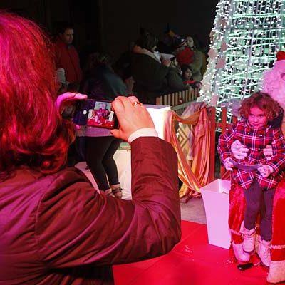Cultura incorporará un pasacalles con Papa Noel a la programación navideña