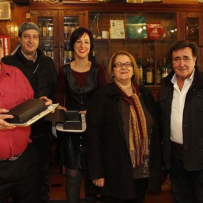 El restaurante San Basilio gana el certamen de tapas de San Andrés