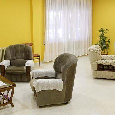 La Residencia de Ancianos El Alamillo transmite el buen estado de sus residentes