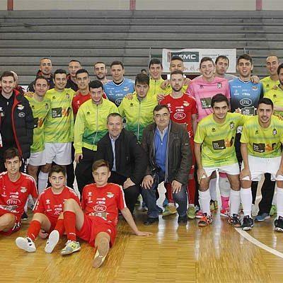 El FS Cuéllar se impone en los penaltis en el Torneo Benéfico Naturpellet