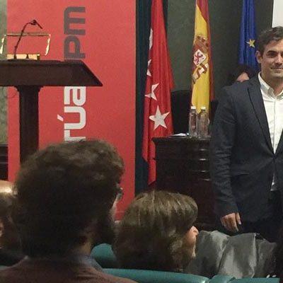 Rebeca Minguela recibe el Premio Honorífico `actúaupm 2017´